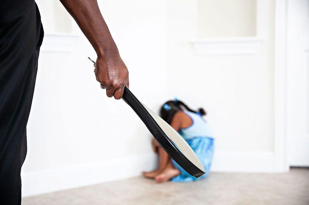 Corporal punishment in black communities